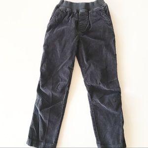 Tea Boy's Charcoal Cords / Pants
